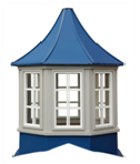 slate blue winchester cupola (s6wv)