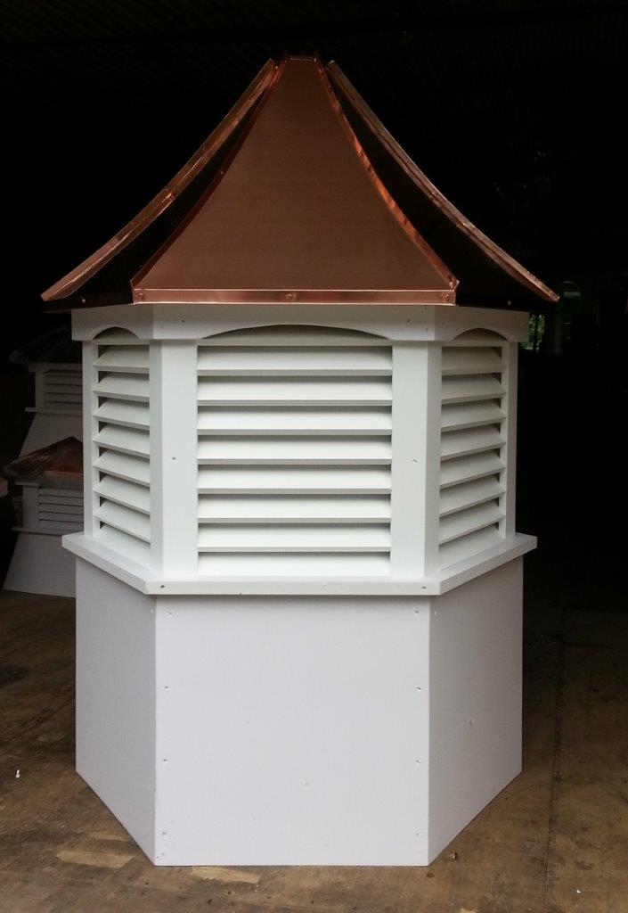longspur cupola (gvhlc) in storage
