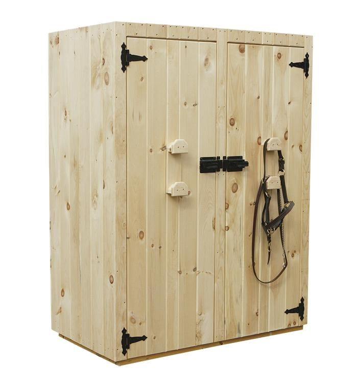 double door harness cabinet