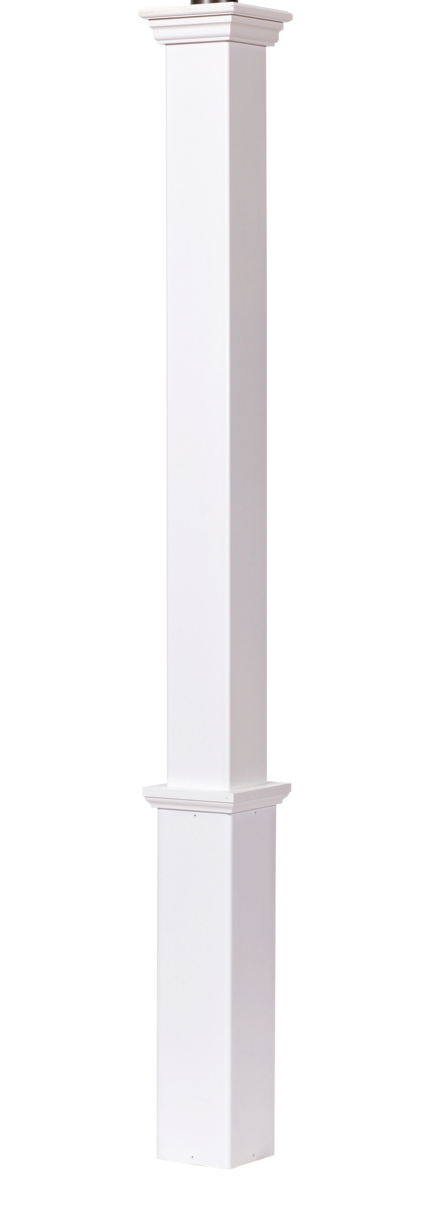JEFFERSON VINYL ECO LANTERN POST (ELP-J)