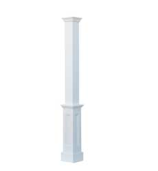 LINCOLN LANTERN POST (LP-L)