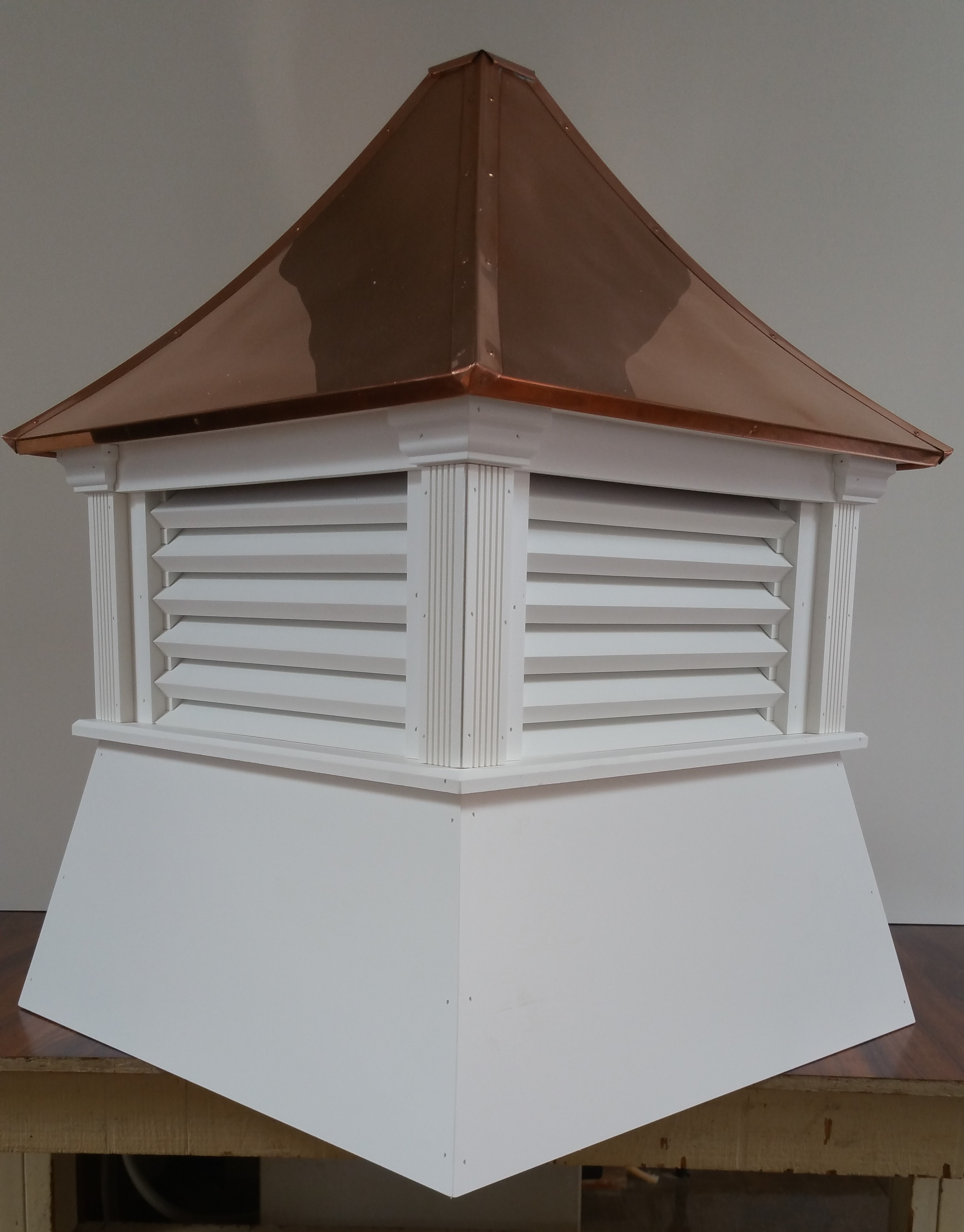marquee cupola