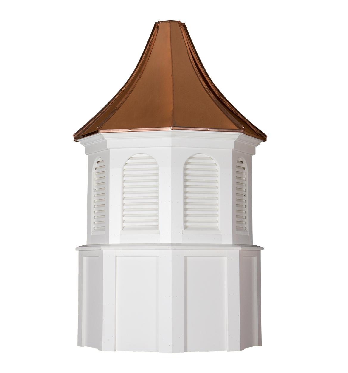 harvard cupola