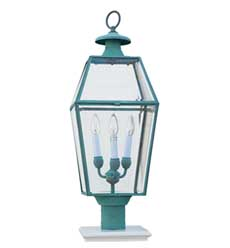 OLDE COLONY POST LANTERN (LNOC)