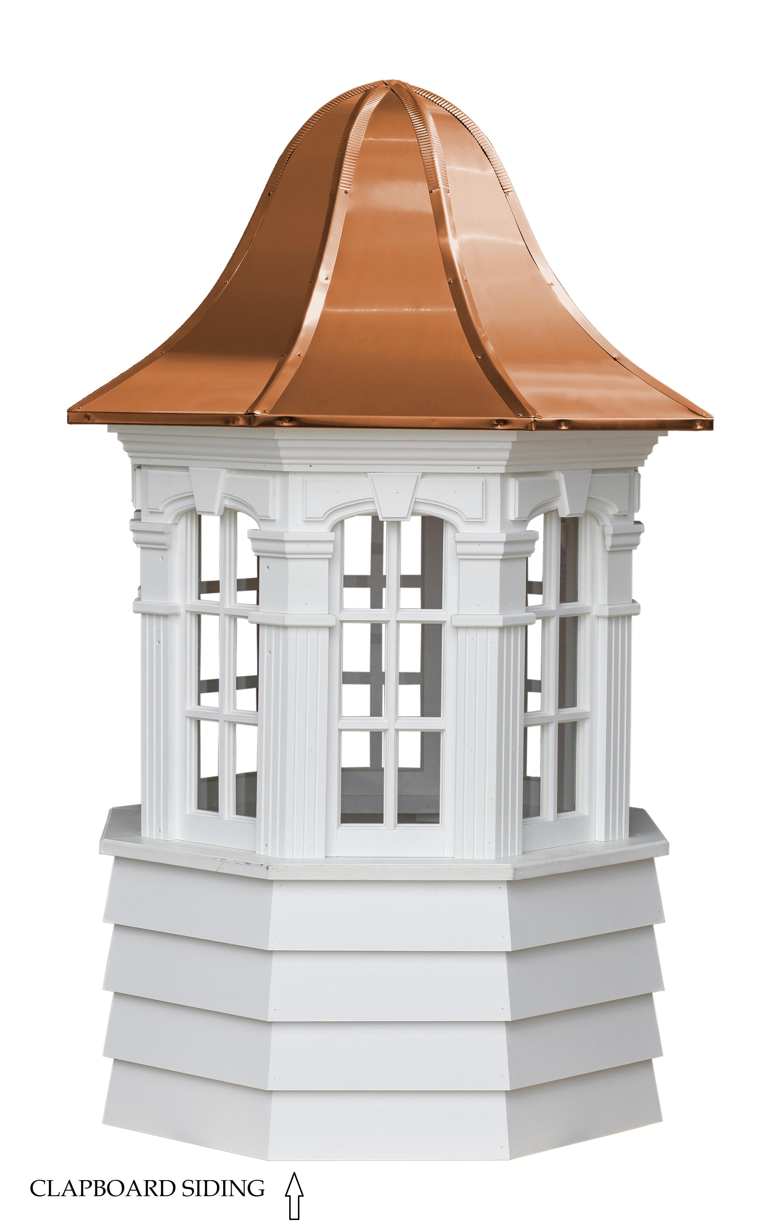 Fairfield Cupola, Fairfield Cupolas