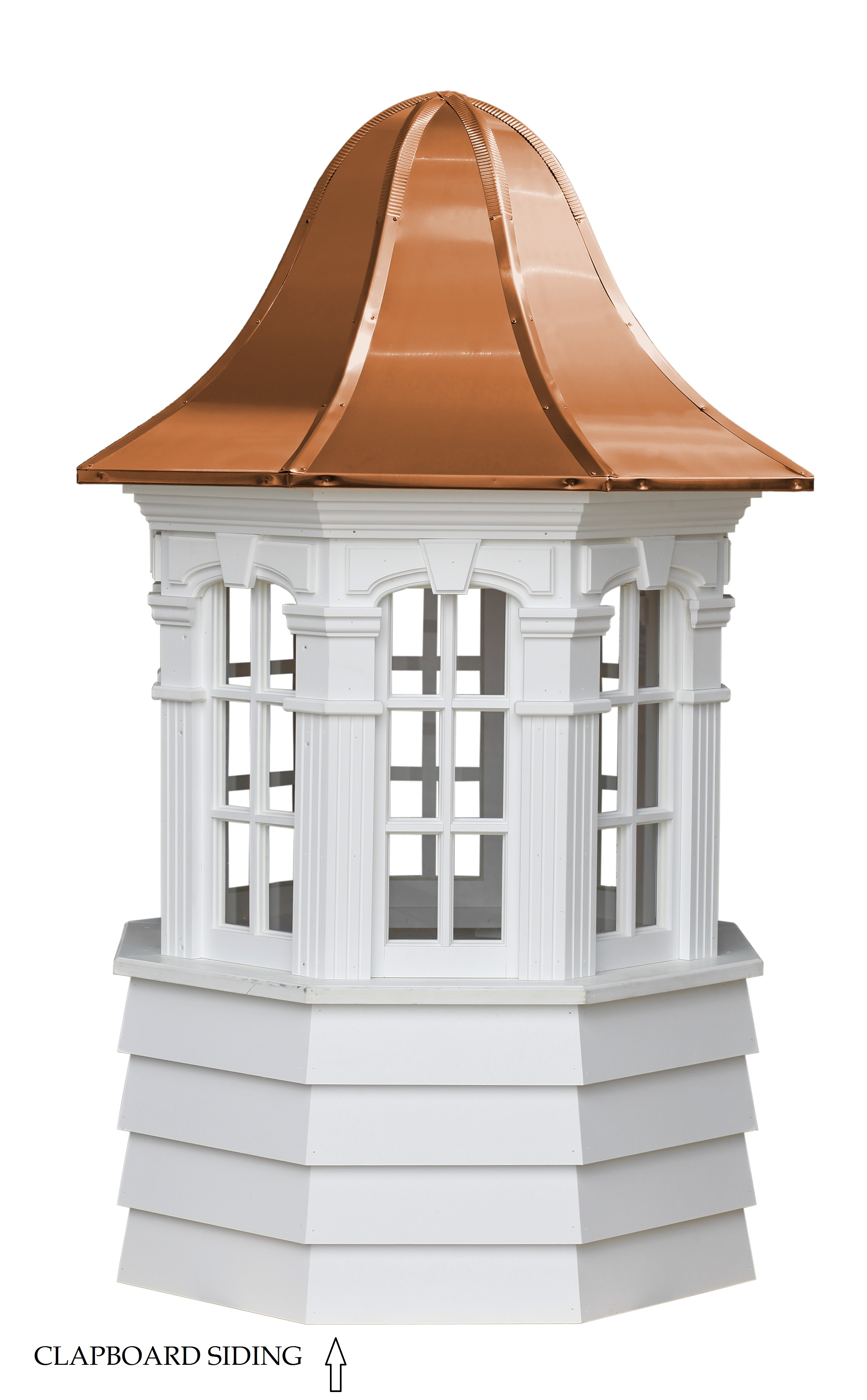 greenfield cupola
