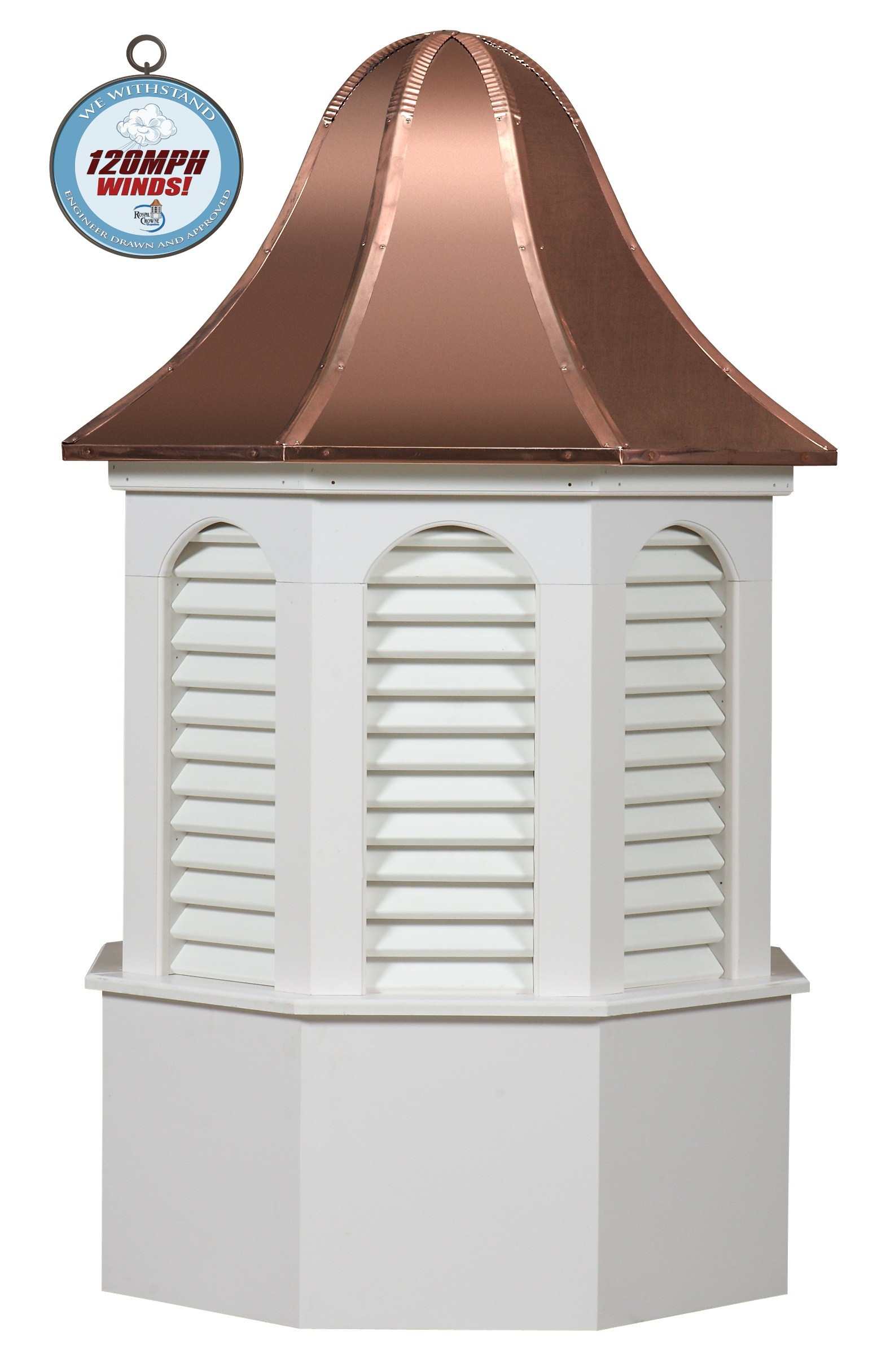 PINNACLE CUPOLAS (S2P)