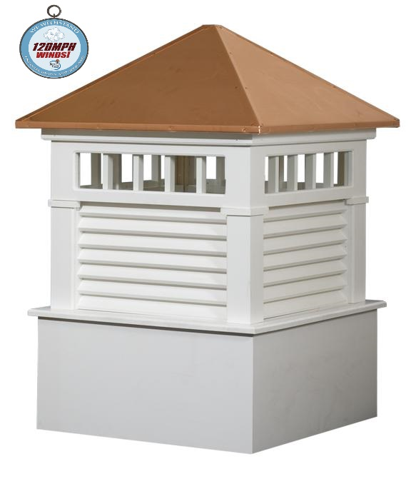 WATERFORD CUPOLAS (S3W)