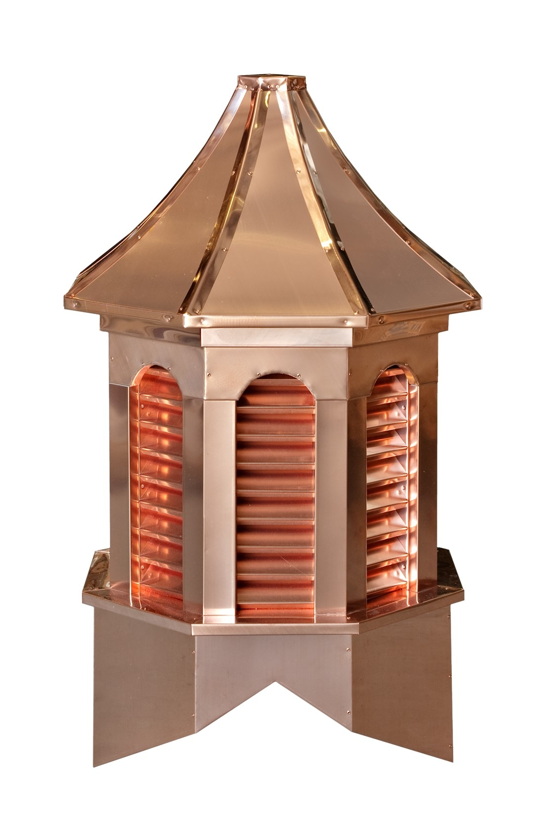 KINGSTON CUPOLAS - COPPER CLAD (S4KC)