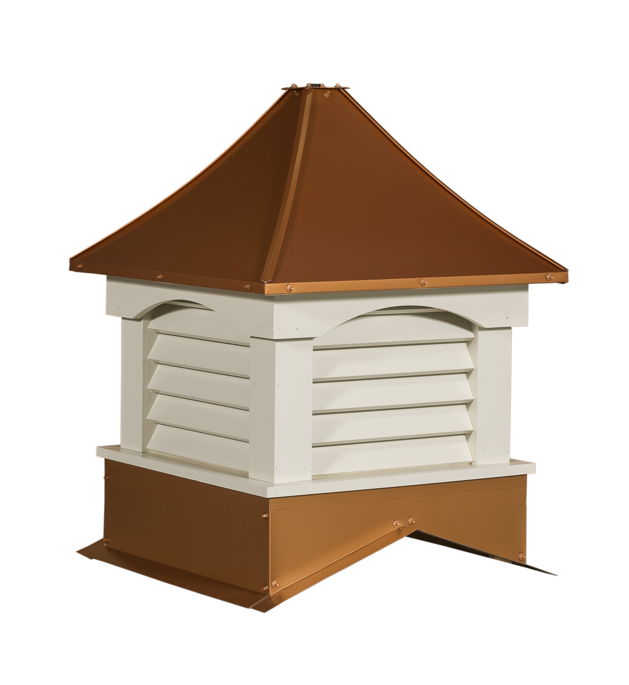 ARCHED FRANKLIN CUPOLAS (S6FV-A)