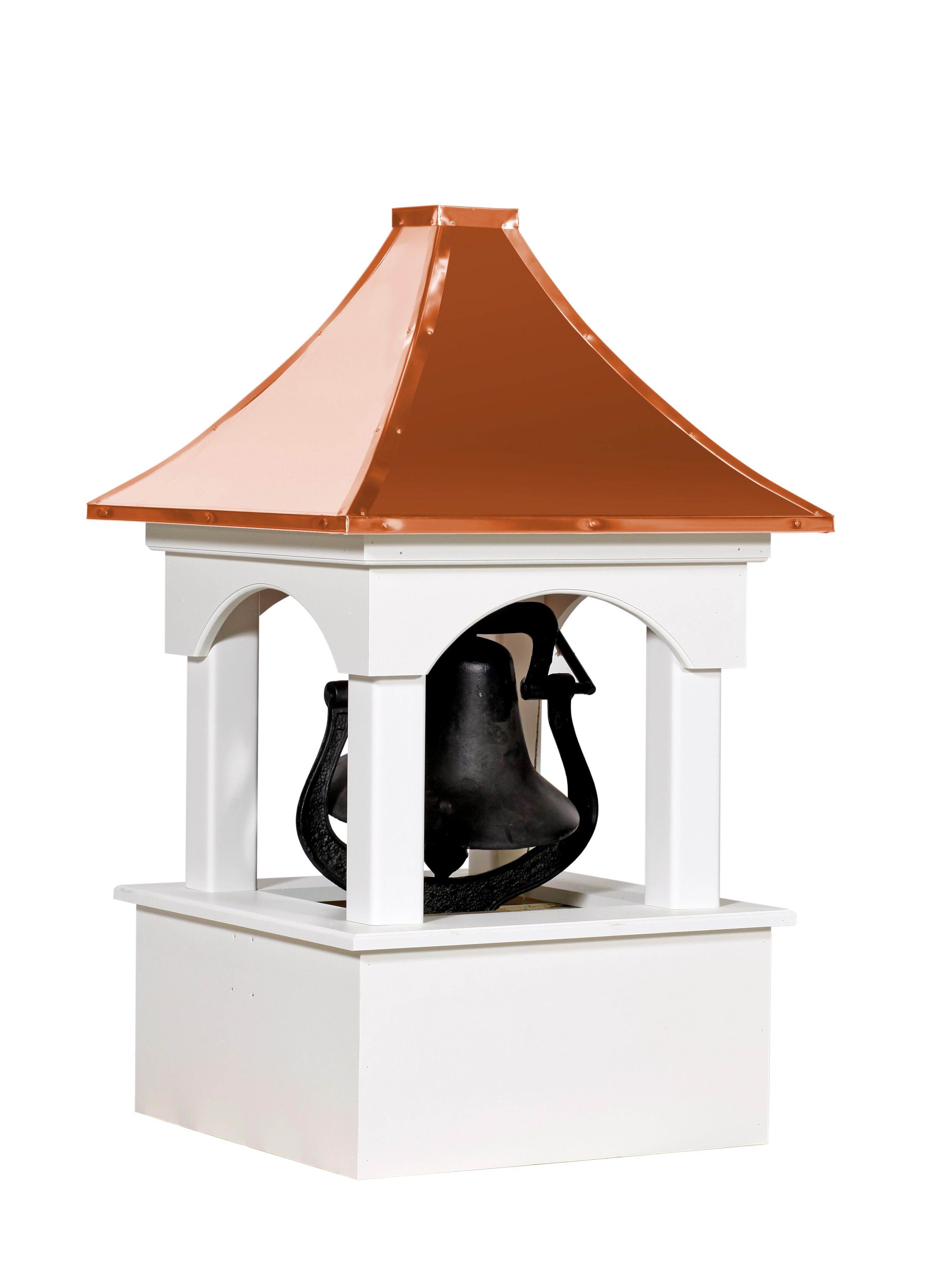 BELL TOWER DESIGNER CUPOLAS (S7BV)