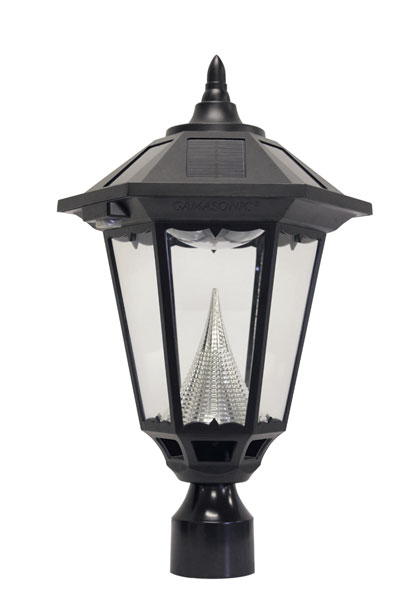 WINDSOR SOLAR POST LANTERN (SLNW)